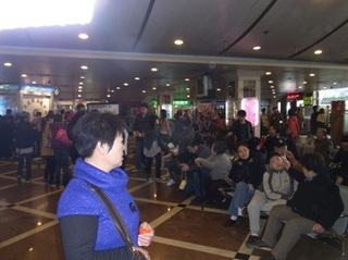 烏鎮 上海体育館 バスターミナル.JPG