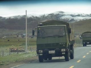 人民解放軍トラック.JPG